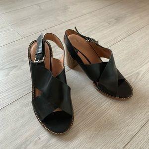 Madewell Jamis Crisscross Sandal
